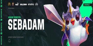 Profile banner for sebadamtft