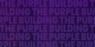 Profile banner for purplebuildinglive