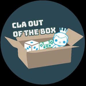 claoutofthebox Logo