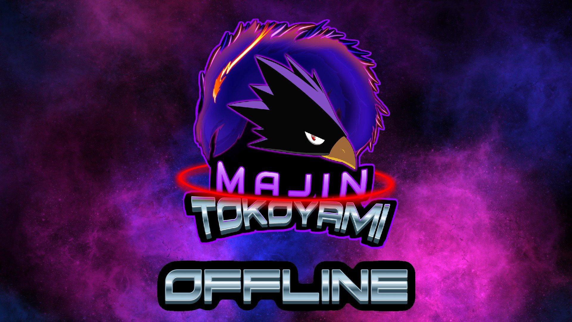 Twitch stream of MajinTokoyami
