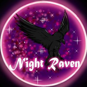 777NightRaven Logo