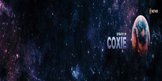 Profile banner for coxie