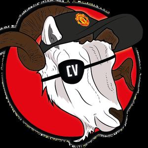 Cabravoladora Logo