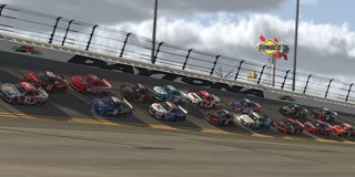 Profile banner for iracing