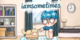 Profile banner for iamsometimes