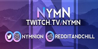 Profile banner for nymn