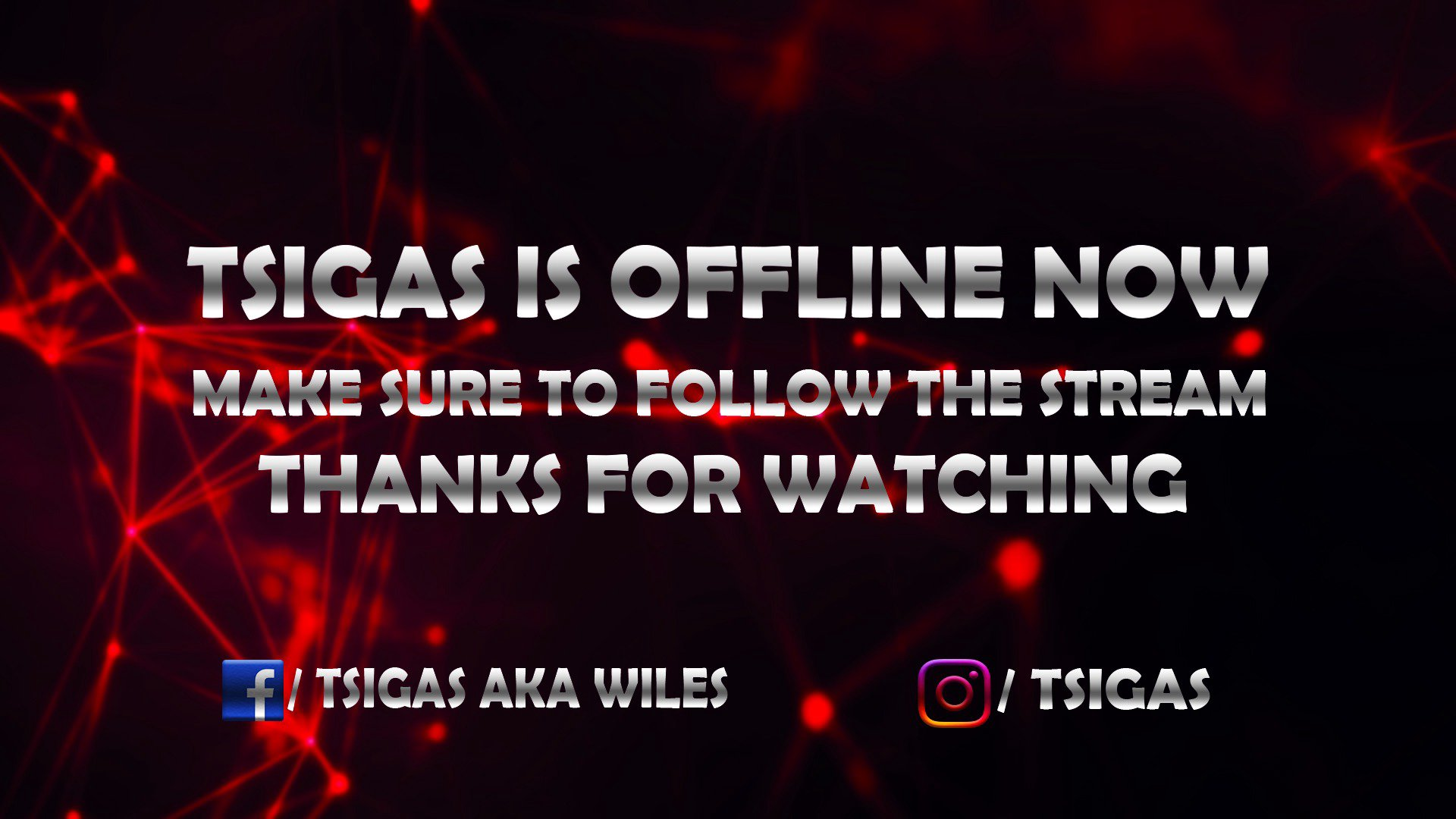 Twitch stream of tsigas