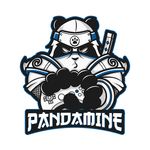 Pandamine Logo