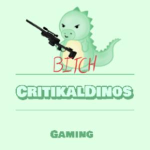 critikaldinos Logo