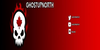 Profile banner for ghostupnorth