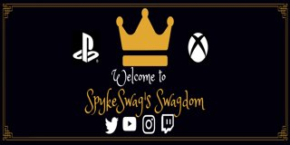 Profile banner for spykeswag