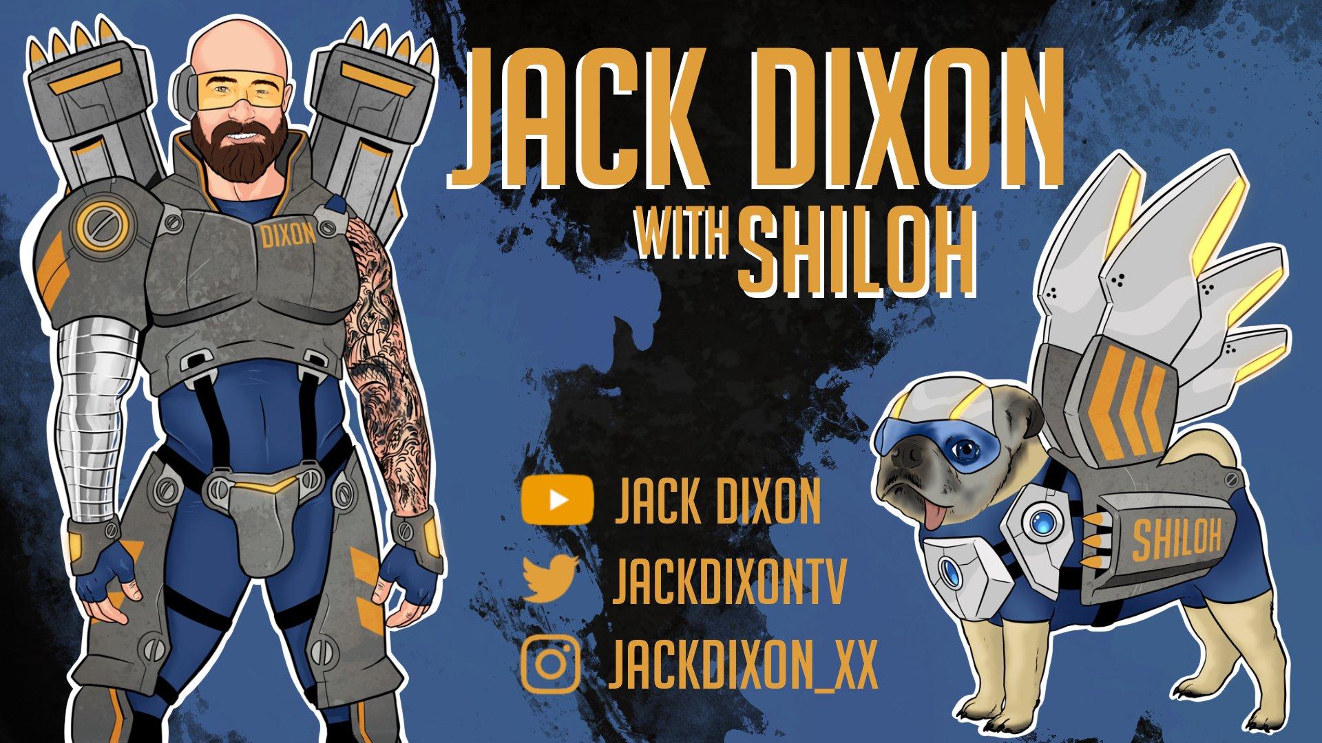 Twitch stream of jackdixontv
