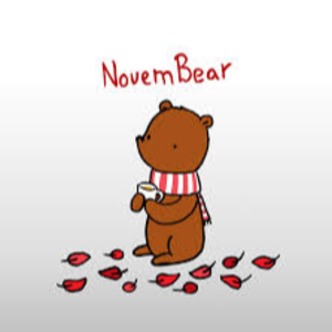 Novembear_ Logo