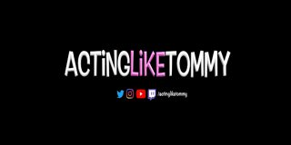 Profile banner for actingliketommy