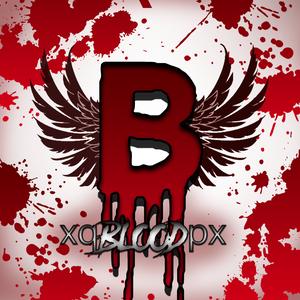 XqBLOODpX Logo
