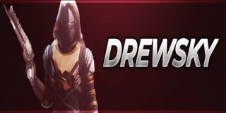 Profile banner for drewskys