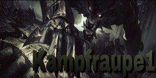 Profile banner for kampfraupe1