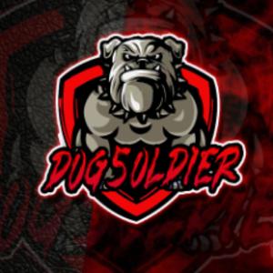 Dog5oldier Logo
