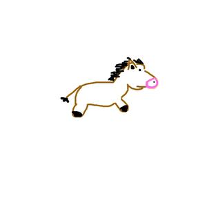 atinyhorse_ Logo