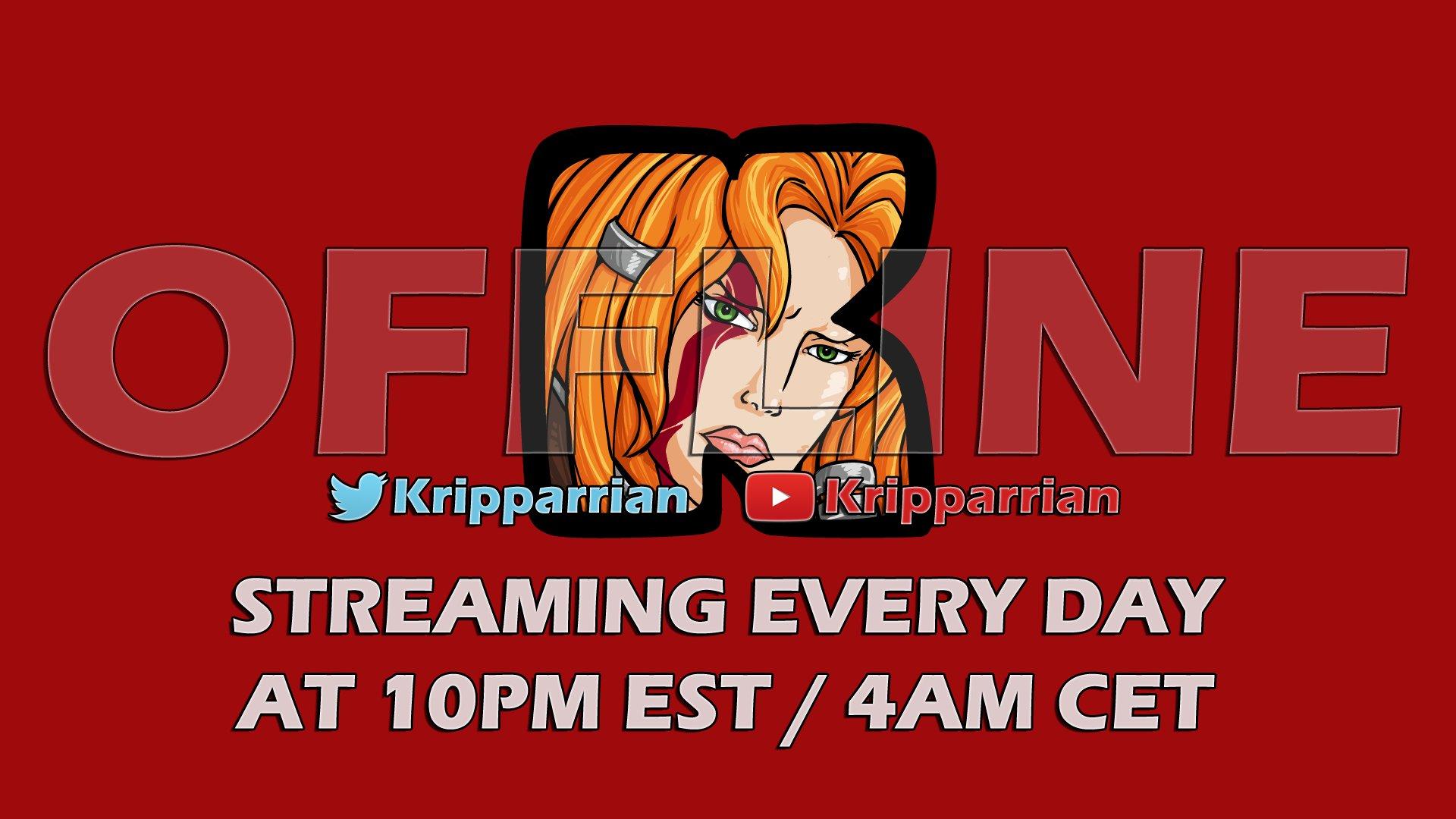 Twitch stream of nl_Kripp