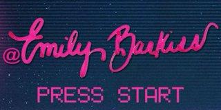 Profile banner for emilybarkiss