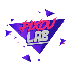 Pixou_Lab Logo