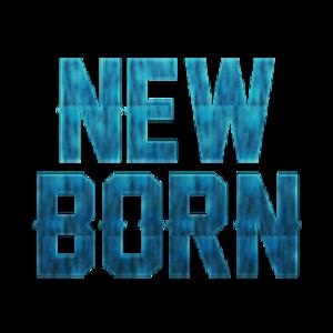 N_e_W_BORN Logo