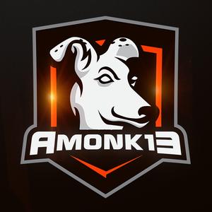 Amonk13 Logo