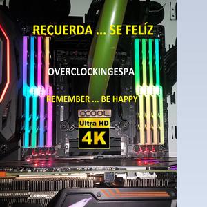 OVERCLOCKINGESPA Logo