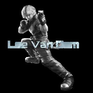 LeeVanDam Logo