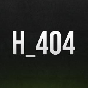 Henrick_404 Logo