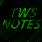 View stats for tws_notes