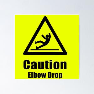 ElbowDropGaming Logo