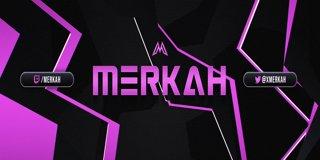 Profile banner for merkah