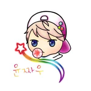 윤짜우 Logo