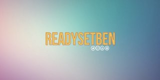Profile banner for readysetben