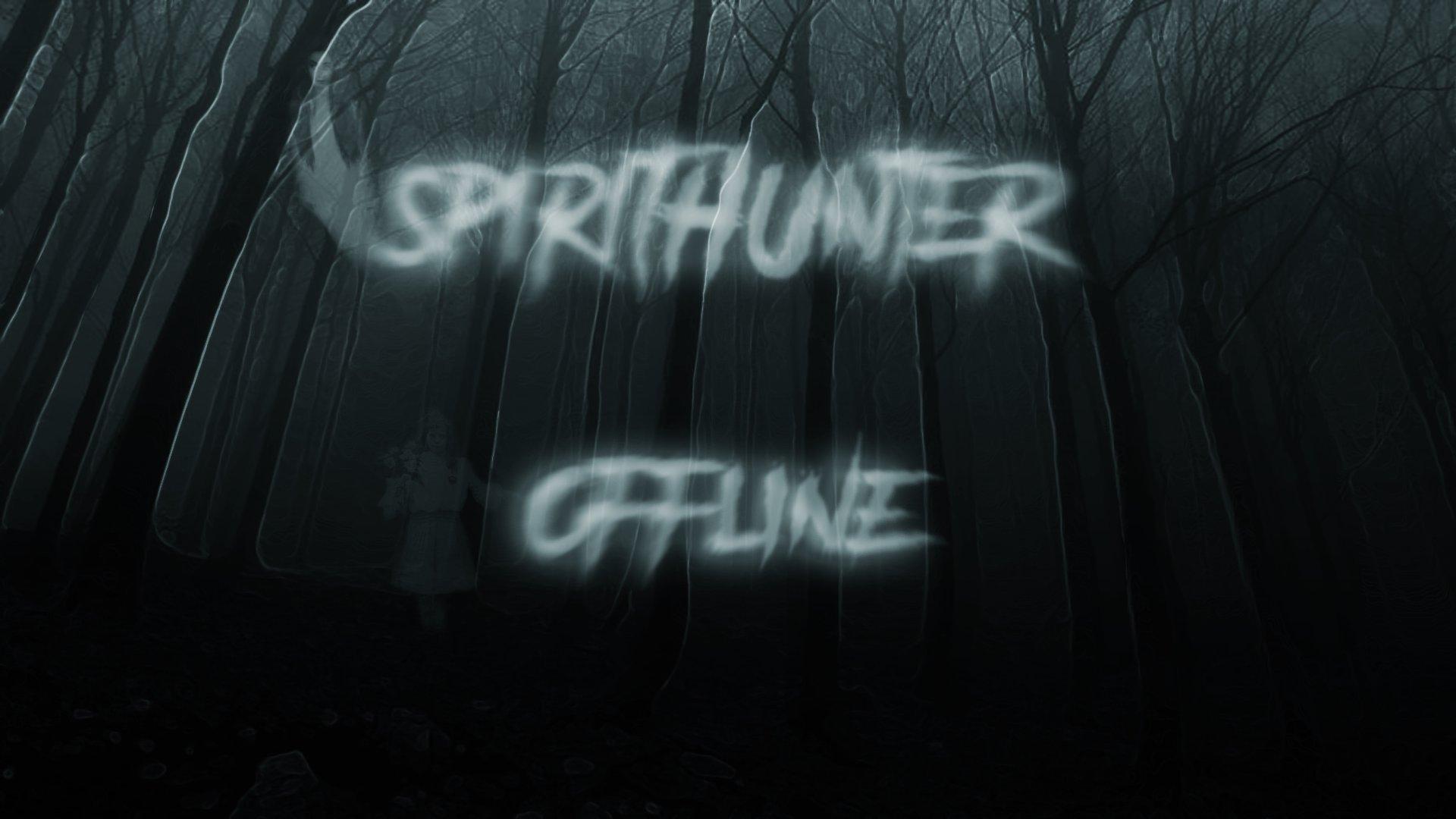 Twitch stream of spirithunter