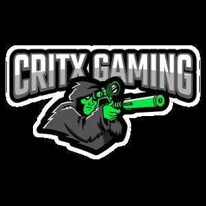 critxgamingttv's Twitch Logo