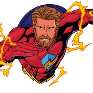captainflash__ Logo