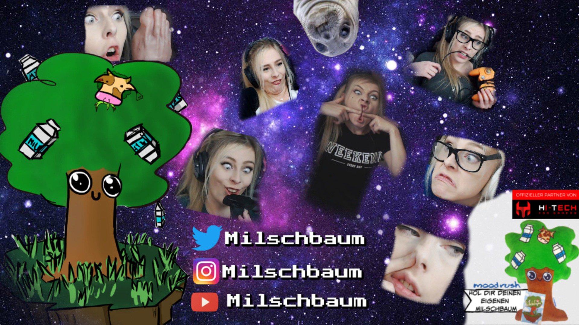 Twitch stream of Milschbaum