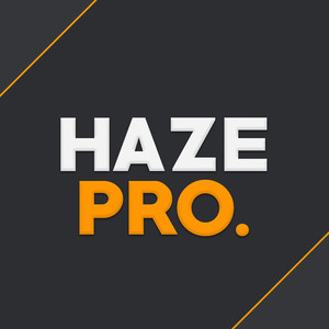 HazeProduktion's wall