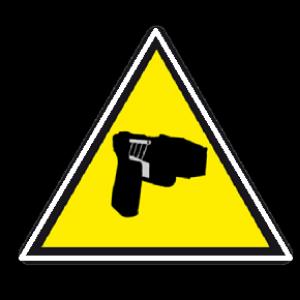 BlazingStunGun Logo