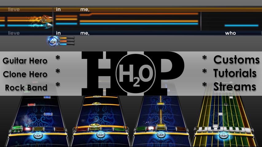 Hoph2o's Channel - Twitch