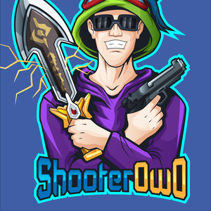 shooterOwO Logo