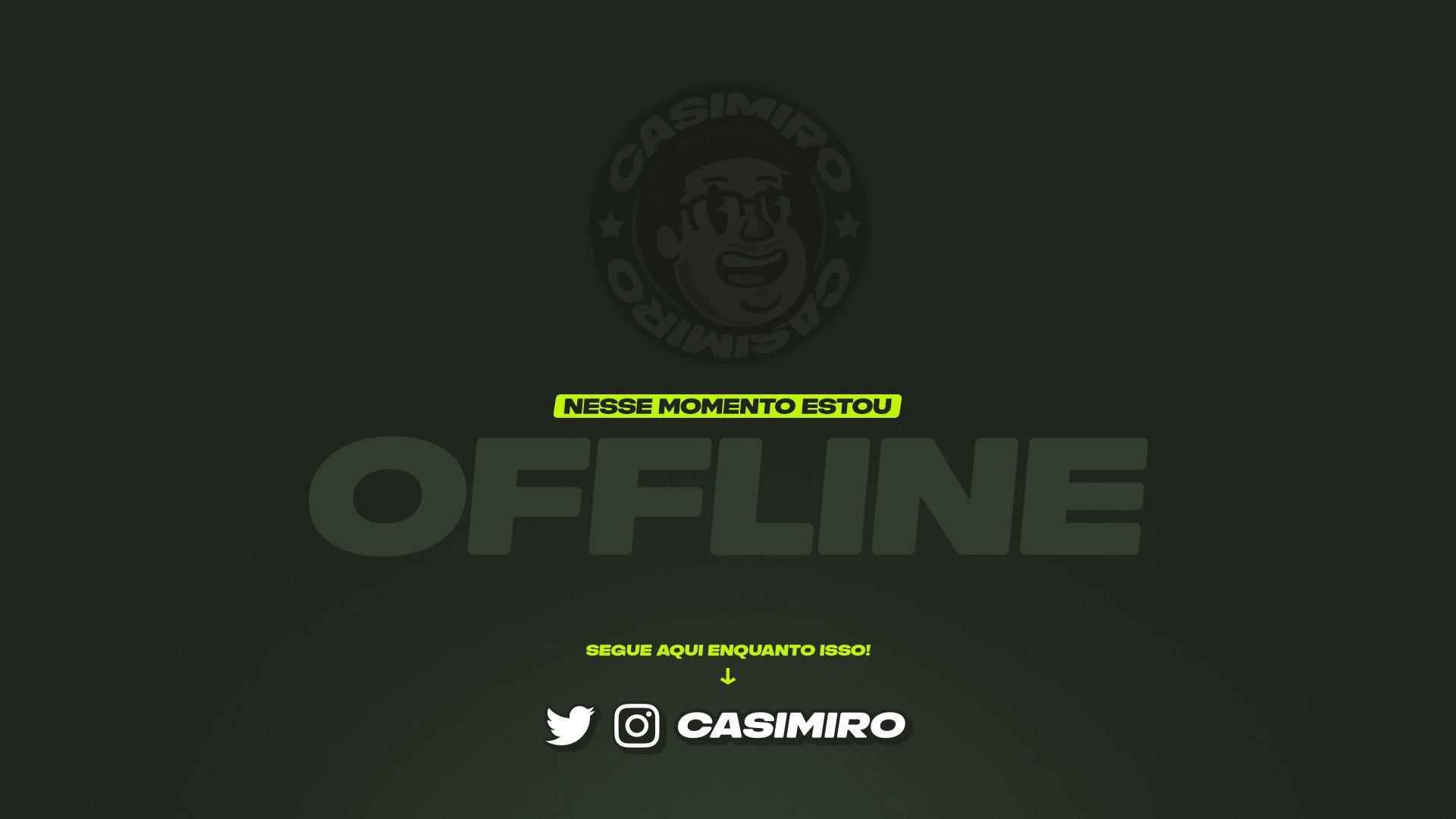 Twitch stream of casimito