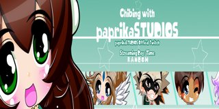 Profile banner for paprikastudios