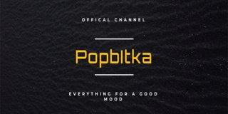 Profile banner for popbitka