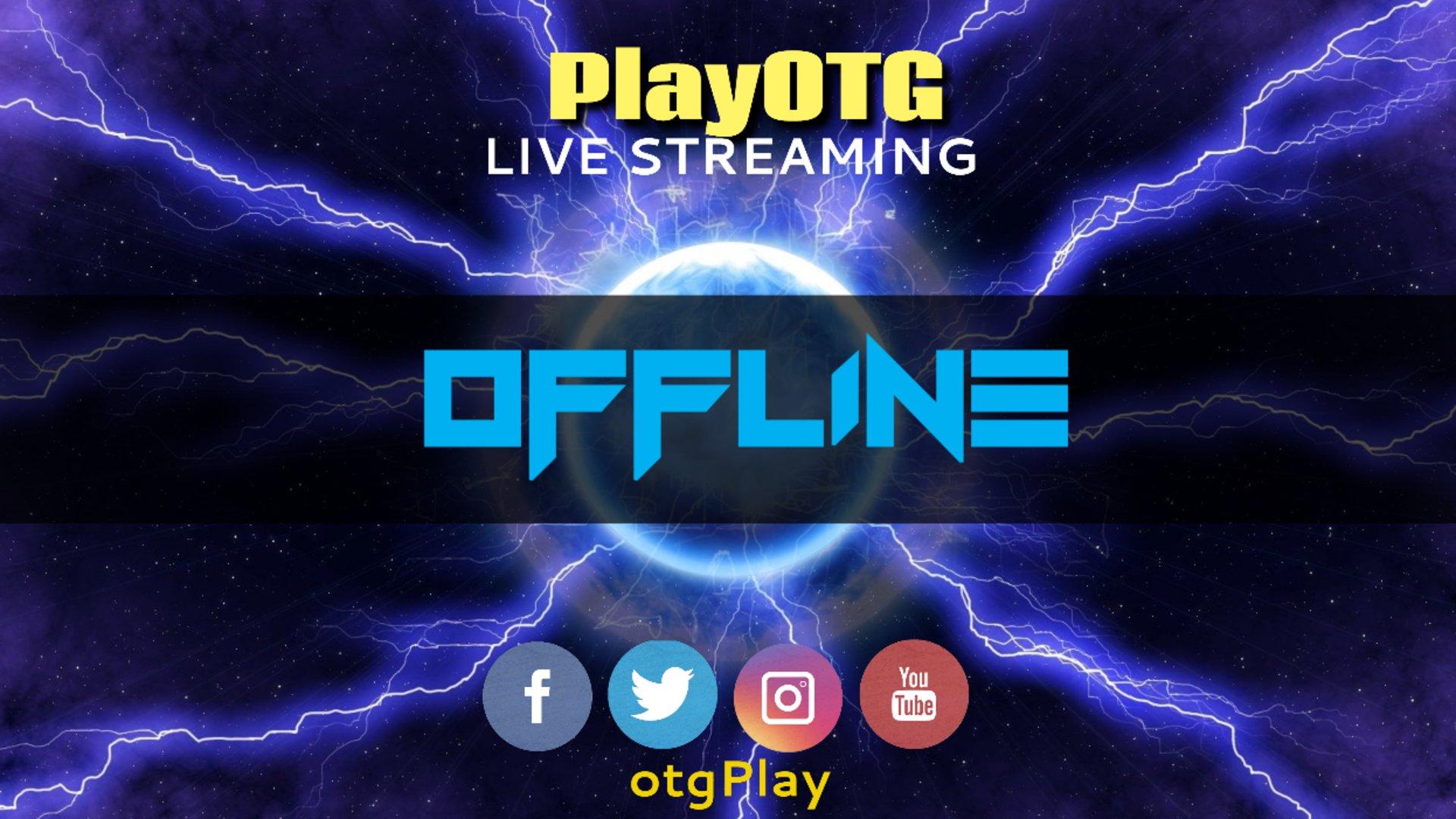 Twitch stream of PlayOTG