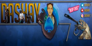 Profile banner for dashay
