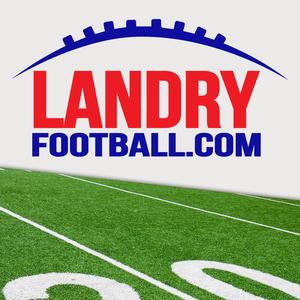 ChrisLandryFootball Logo